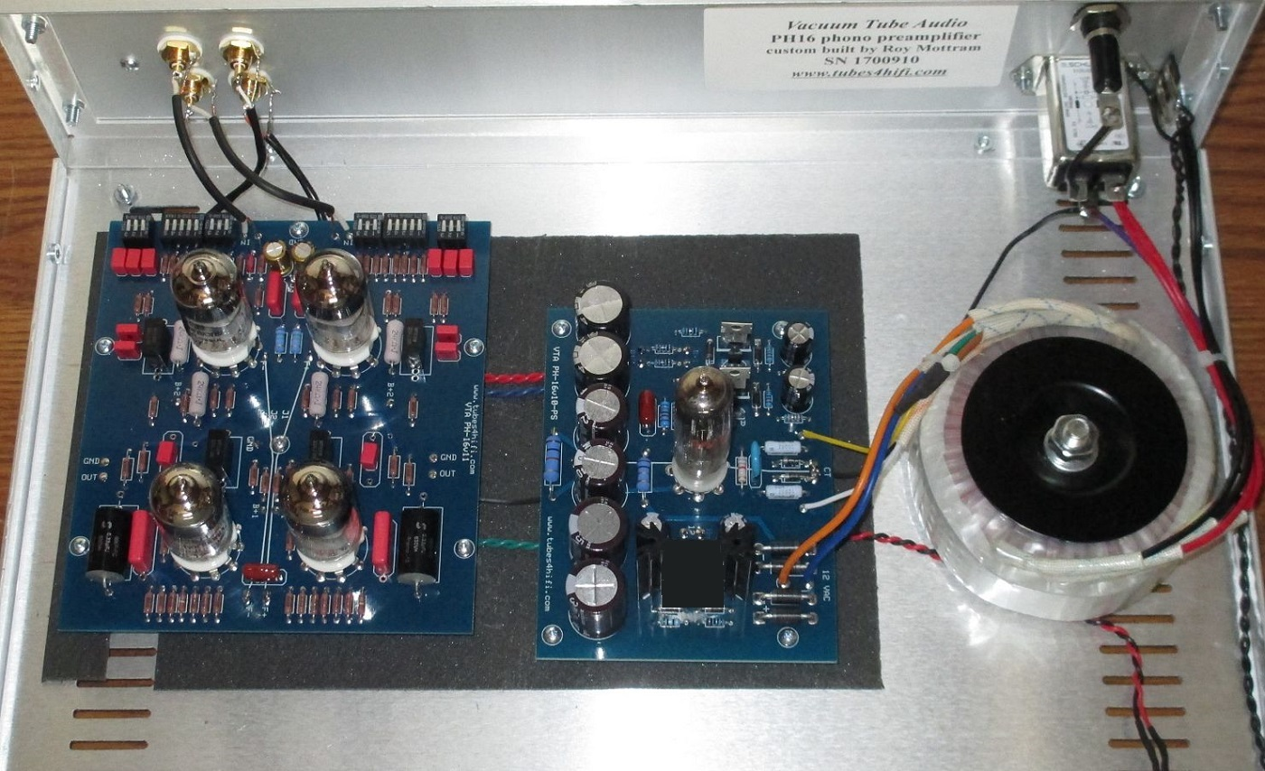 PH16 phono preamp