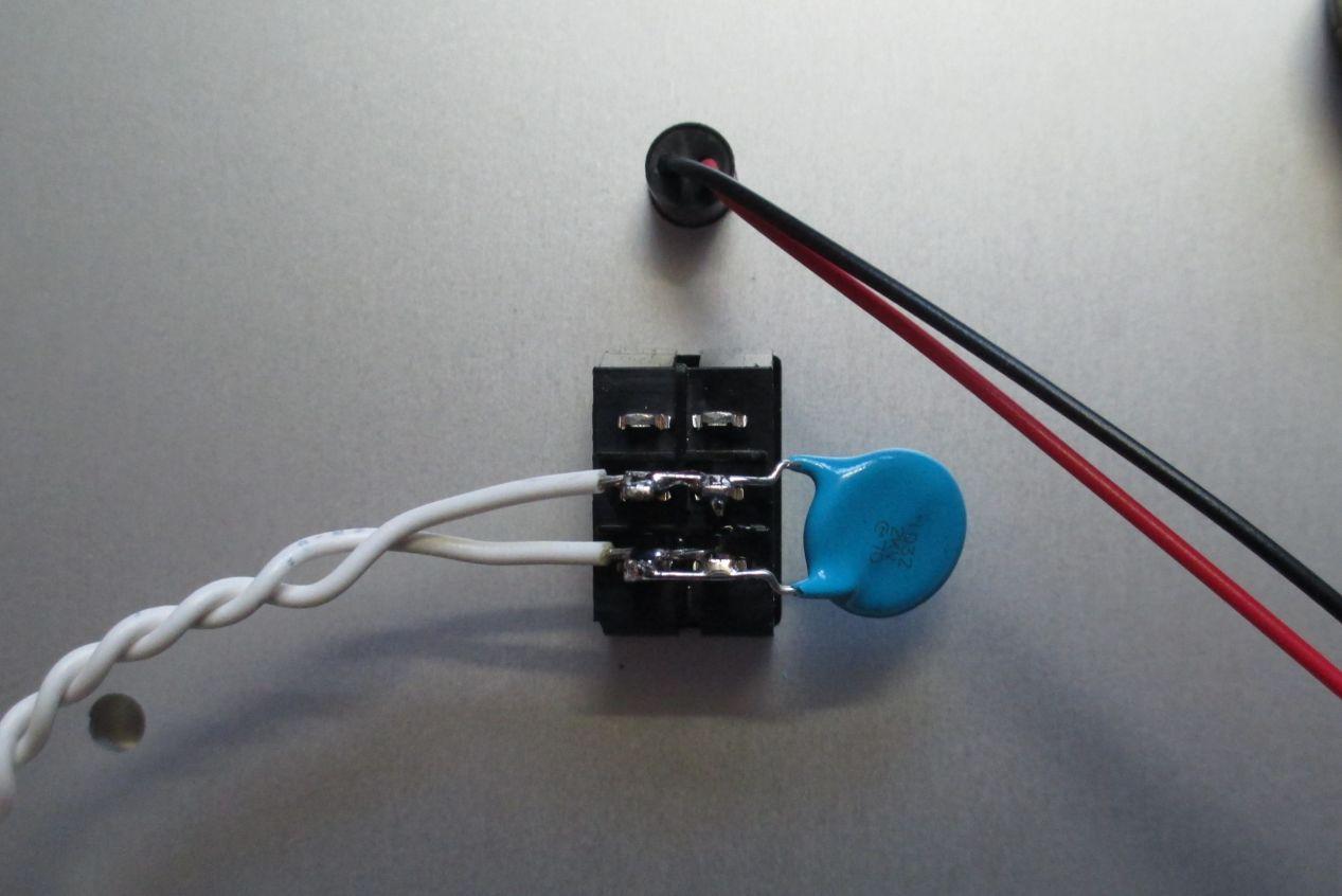 Loud pop when turning off MK-III monoblocks? SP14-258