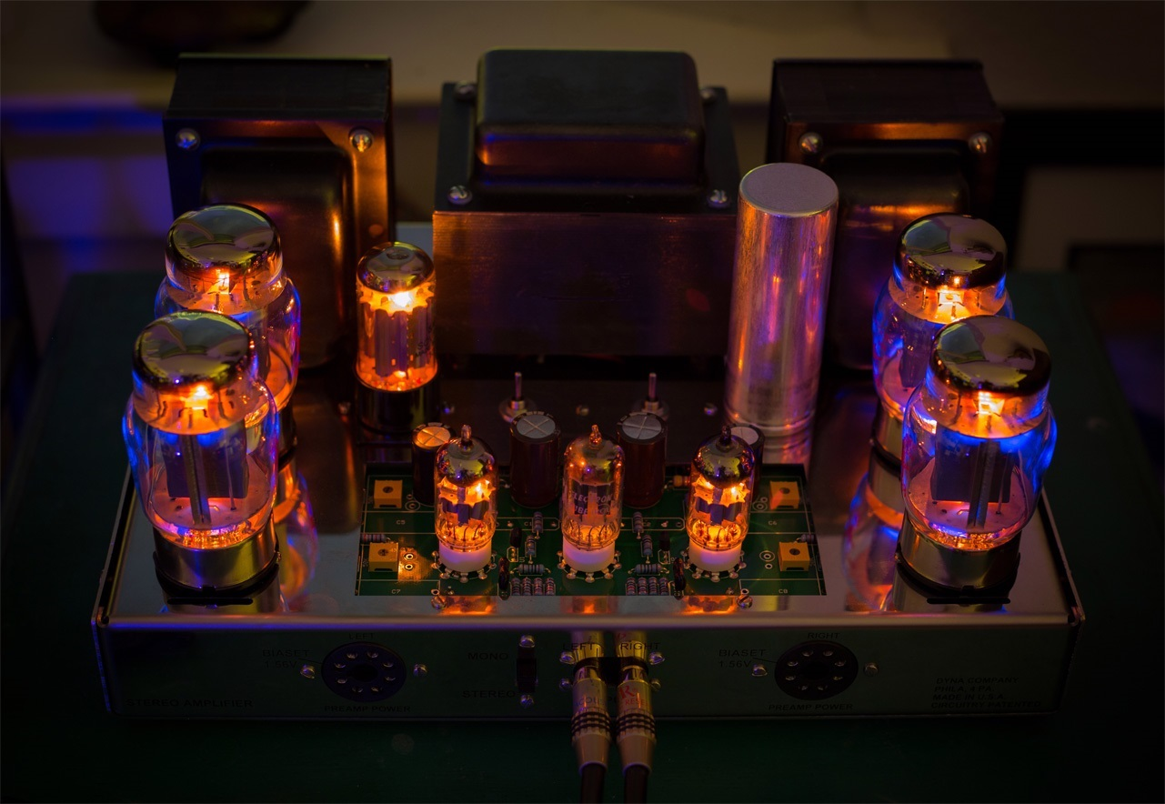 Our Famous Vta70 Driver Pcb Upgrade For Your Amp